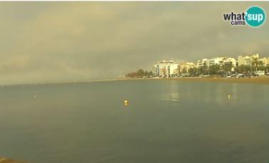 Costa Brava webkamera