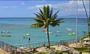 Honolulu webkamera