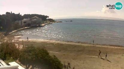 Split Strand webkamera