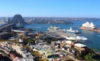 Sydney webkamera